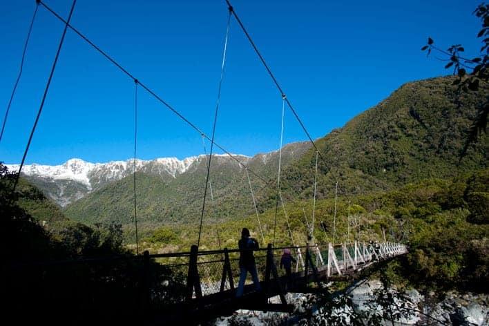 Trail Chalet Lookout, Fox, New Zealand