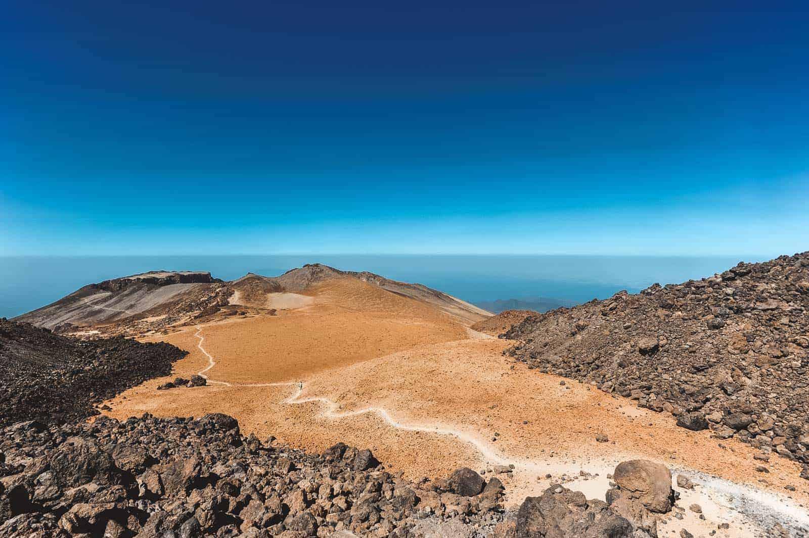 Tenerife bezoeken: Teide