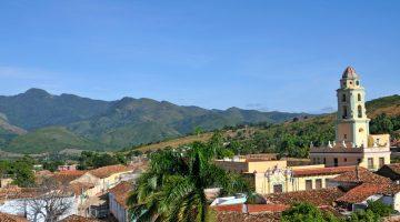 Casario em Trinidad, Cuba
