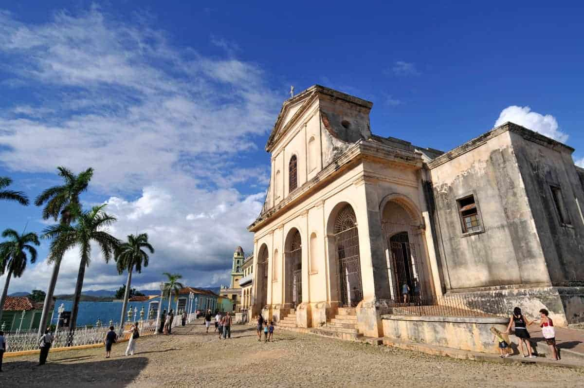 Centro histórico de Trinidad, Património Mundial UNESCO