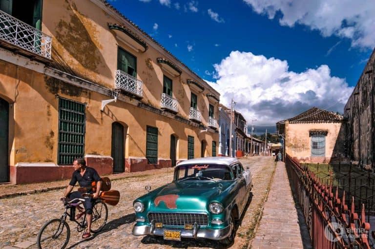 Património Mundial em Cuba: Trinidad
