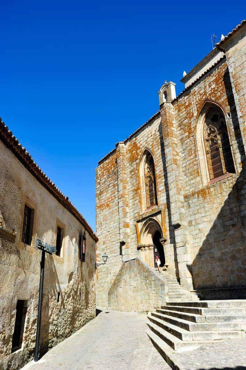 Igreja Santa Maria la Mayor, Trujillo