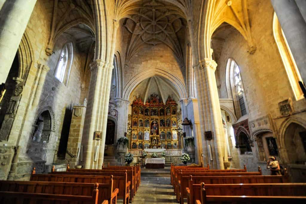 Igreja Santa Maria la Mayor Trujillo