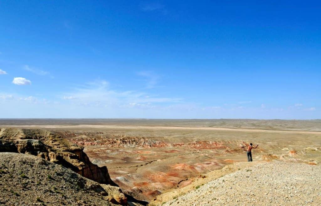 Tsagaan Suvarga, Mongolija