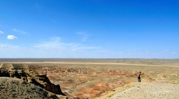 Tsagaan Suvarga, Mongólia