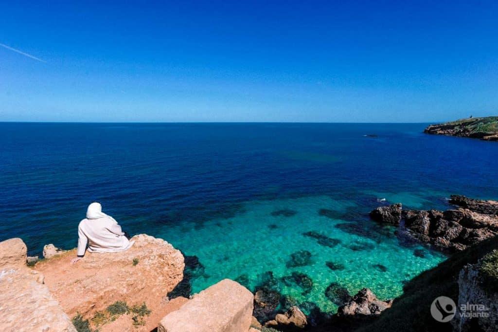 Visitar Tipasa, Mar Mediterrâneo
