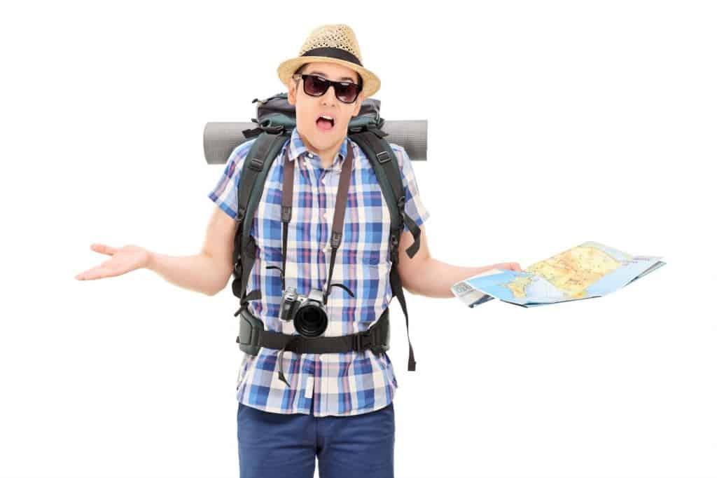 Turista perdido