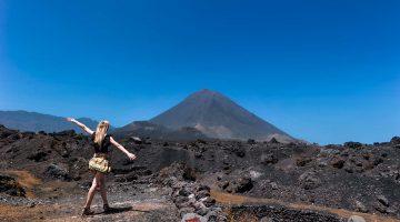 Fogo, amor à primeira vista em Cabo Verde