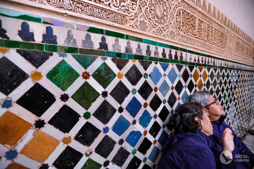 Járatok Alhambraba