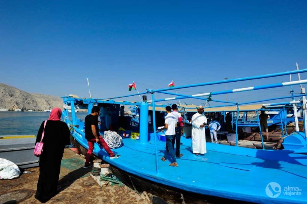 Privatno krstarenje Khasab