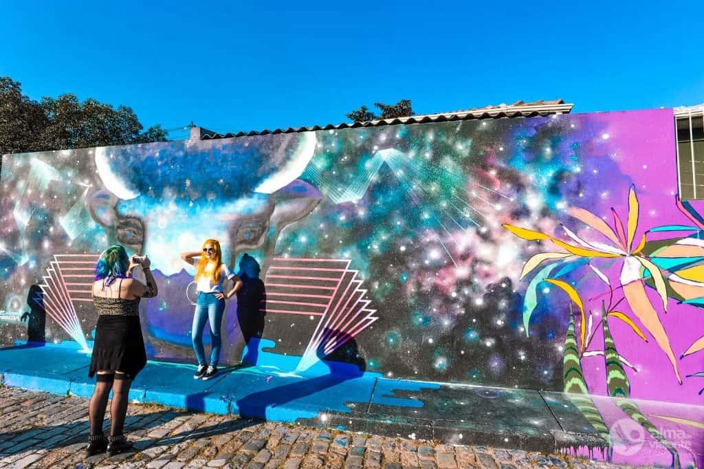 Arte urbana em São Paulo
