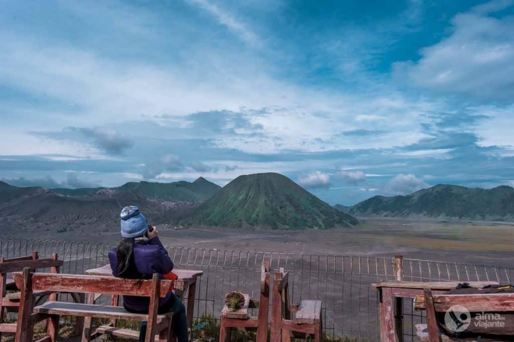 Vulcão Bromo, Java