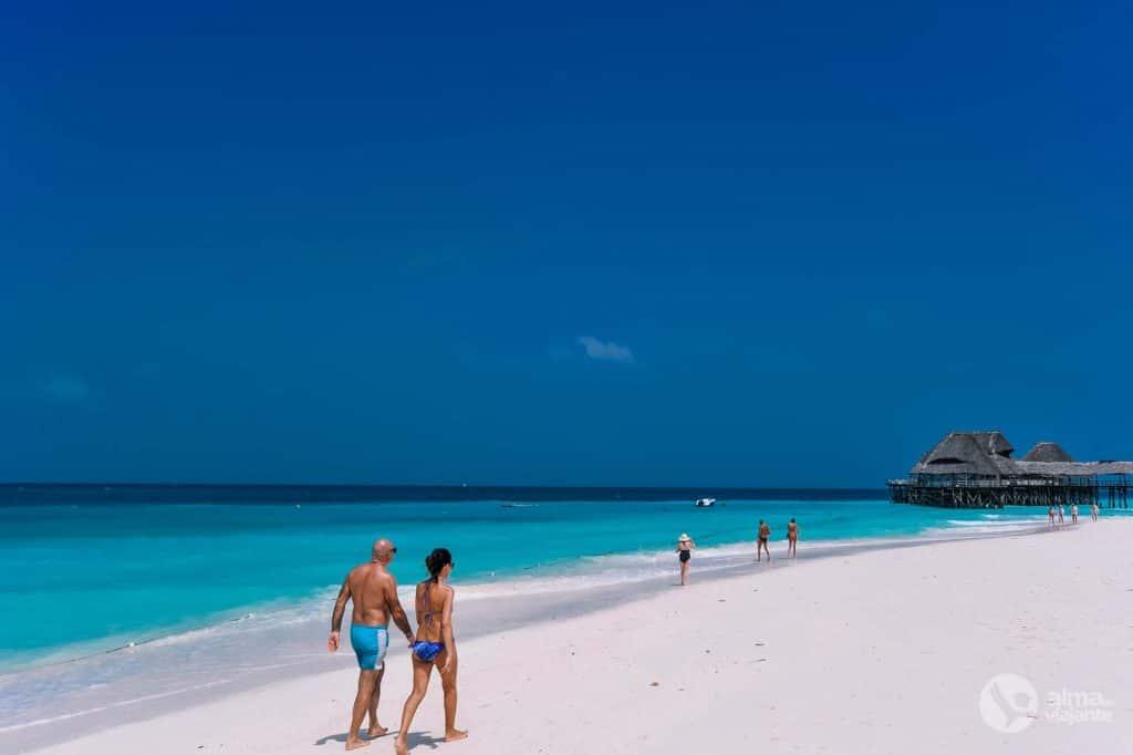 Plaža Kendwa, Zanzibar