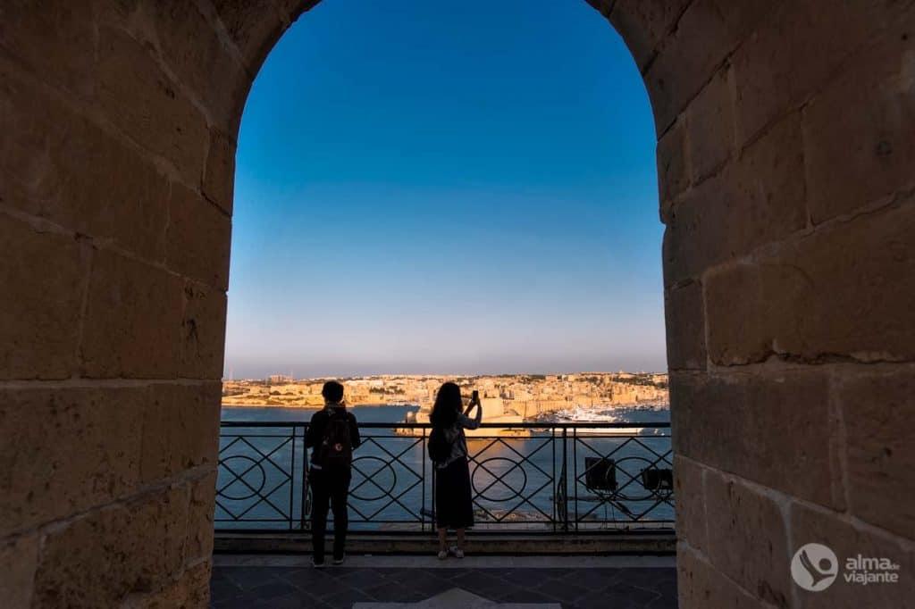 Aiad Upper Barrakka Valletta