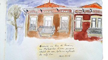 Druga skica: kuća u središtu Matosinhosa