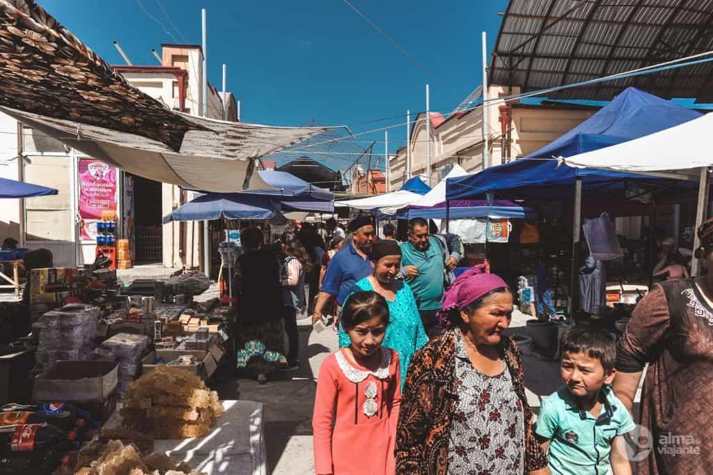 Feira de Urgut, Uzbequistão