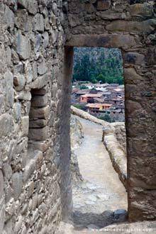 Ollantaytambo, Vale Sagrado dos Incas