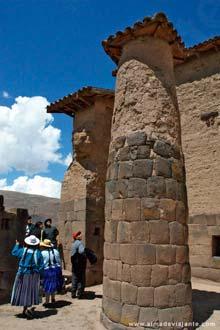 Raqshi, Peru