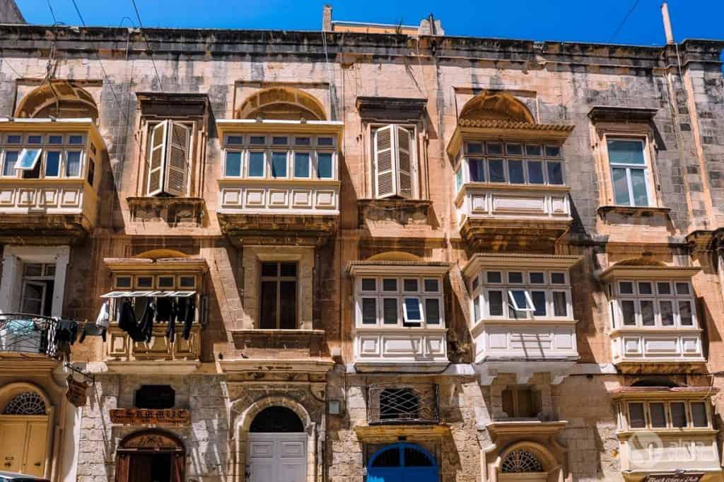Valletta rõdud