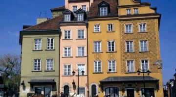 Varsóvia, uma cidade com história