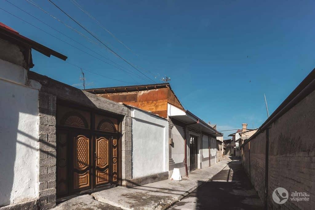 O que visitar em Samarcanda, centro histórico