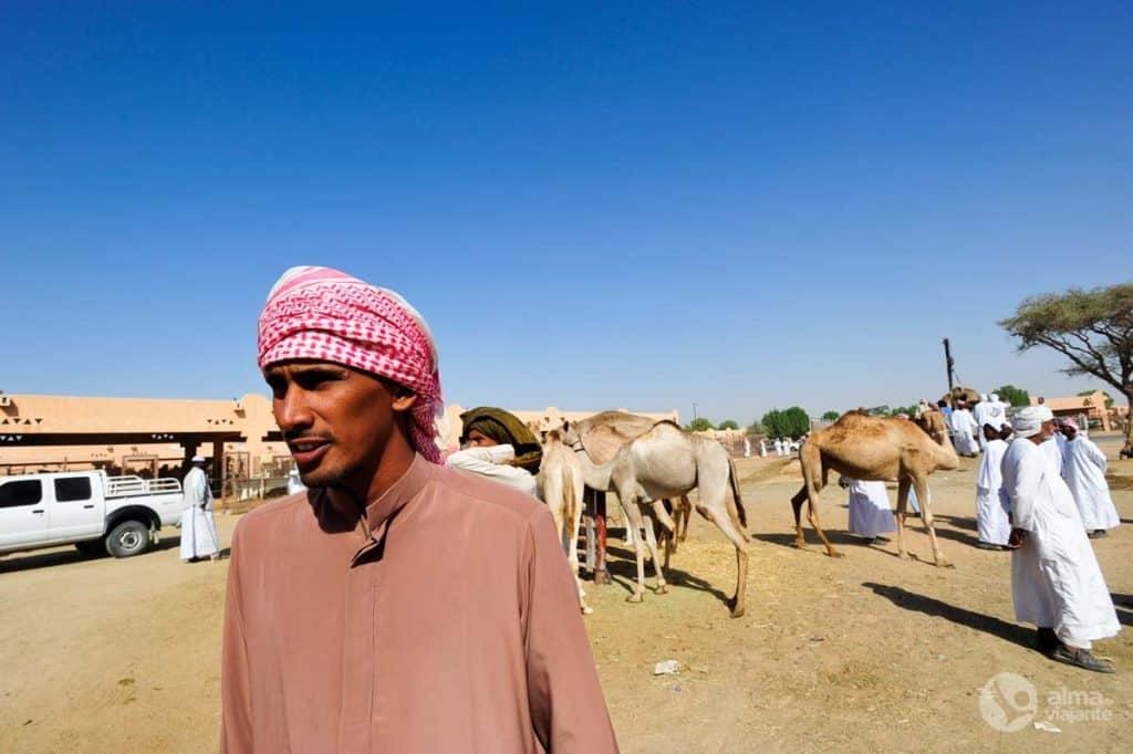 Comerciante de camelos