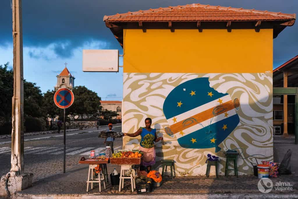 Banca de fruta, Tarrafal