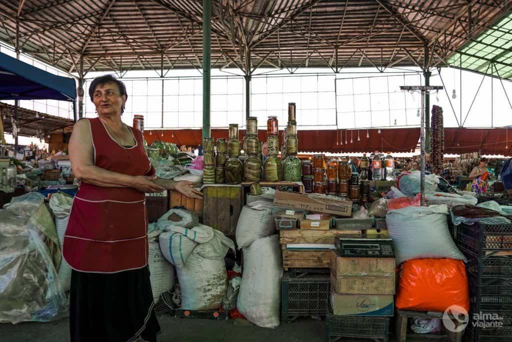 Mercado Stepanakert