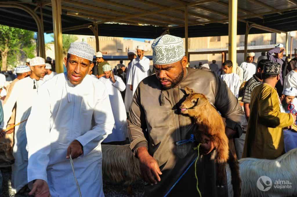 Vender cabras