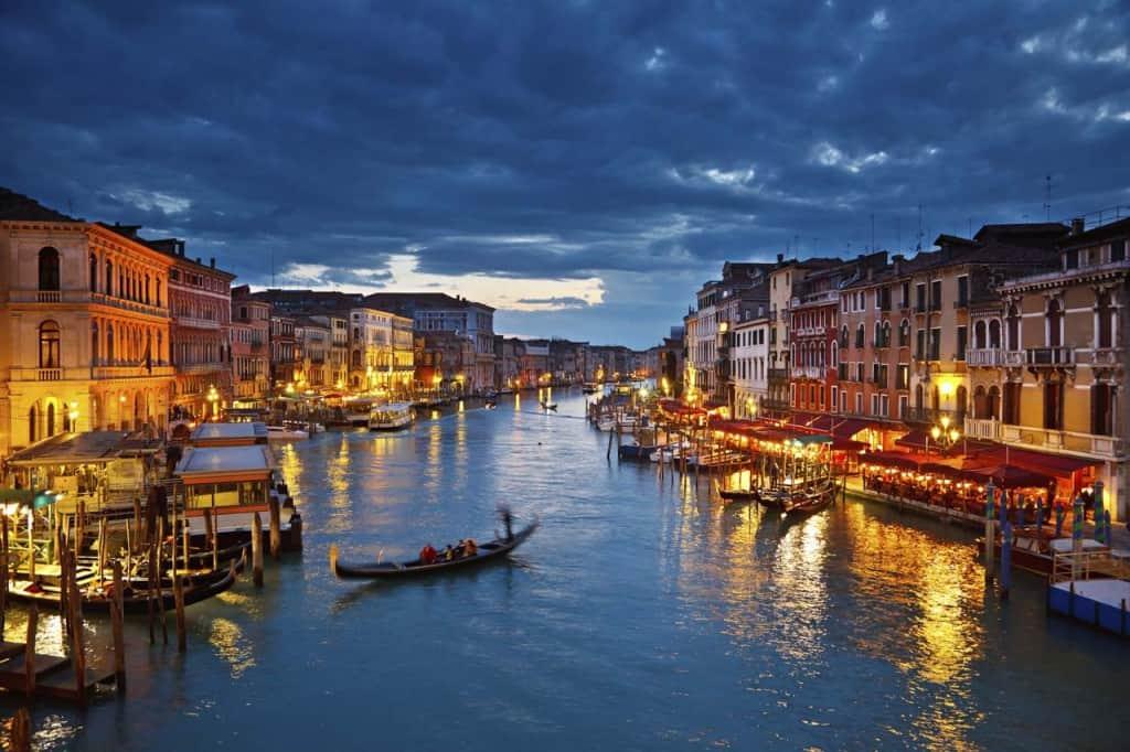 Visitar Veneza: Grande Canal