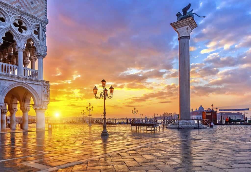 O que fazer em Veneza: visitar Praça São Marcos
