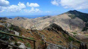 Vereda do Pico Branco e Terra Chã, Porto Santo para além da praia