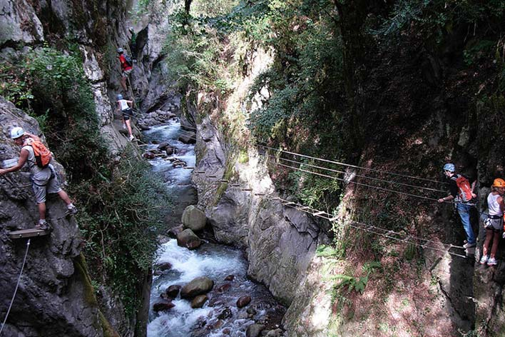 Via Ferrata Lantosque