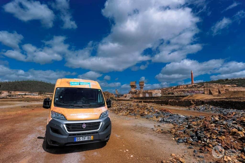 Ferðast með mótorhjóli í Portúgal: Indie Campers