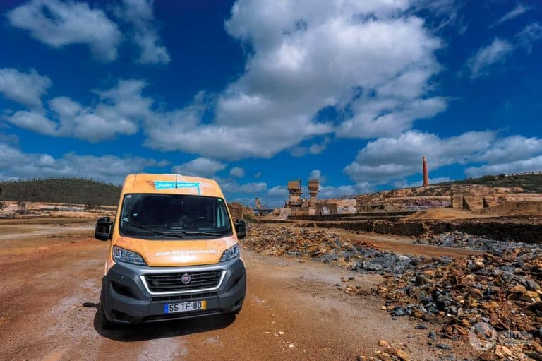 Viajar de autocaravana em Portugal: Indie Campers