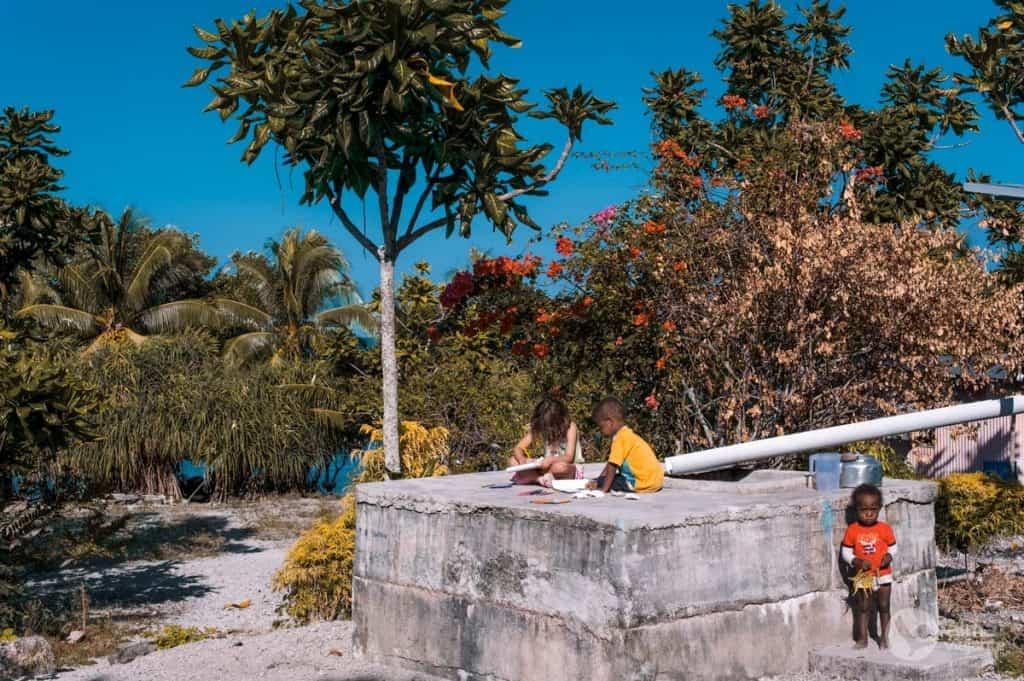 Lelepa, Vanuatu látogatása