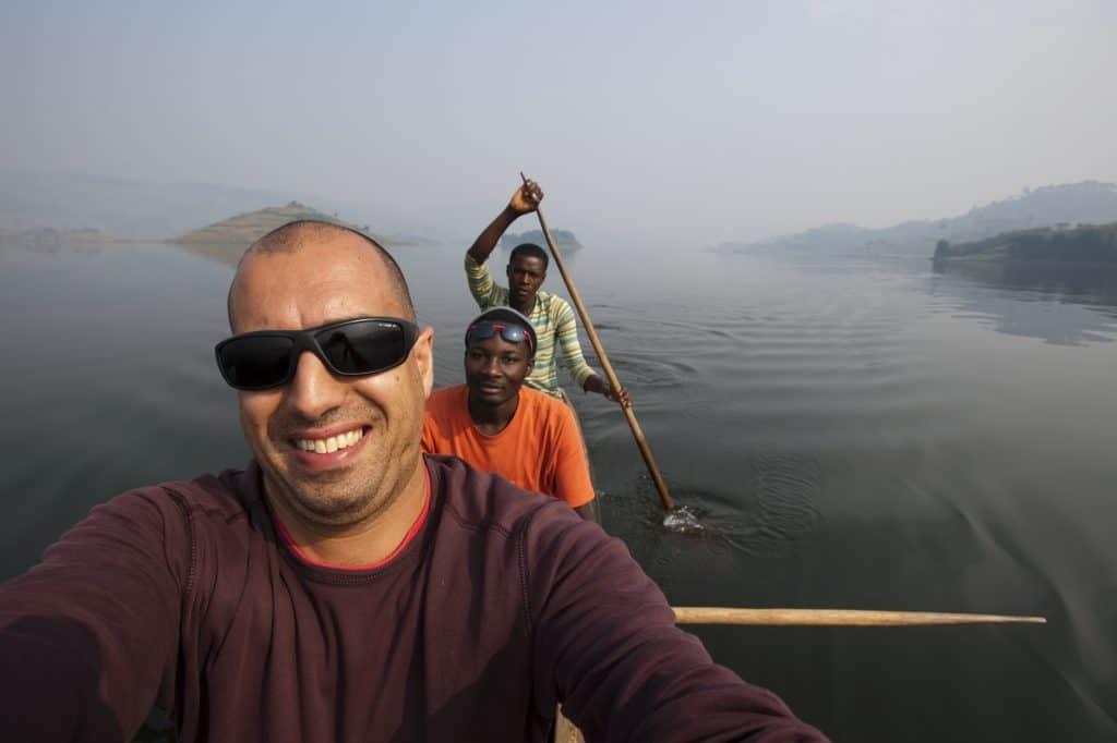 Viajar sozinho no Uganda