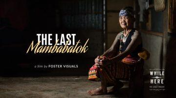 Vídeo da semana: A última Mambabatok