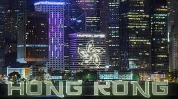 Vídeo da semana: Hong Kong em timelapse