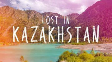 Vídeo da semana: Perdidos no Cazaquistão