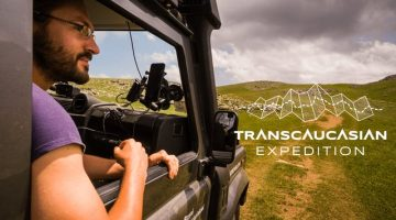 Vídeo da semana: The Transcaucasian Trail