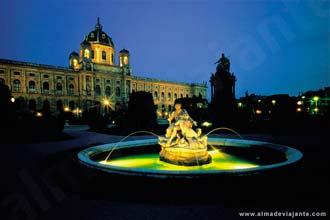 Museu da História Natural, Viena