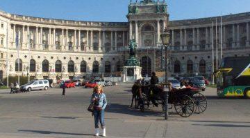 Vivir y trabajar en Viena: Bárbara