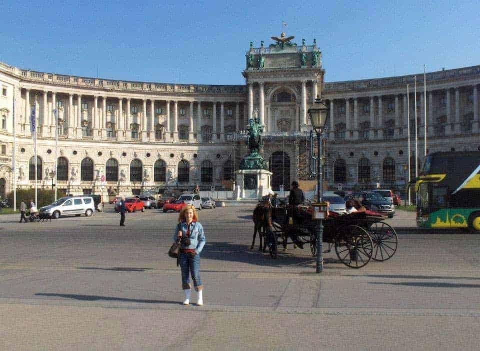 Viver e trabalhar em Viena: Bárbara