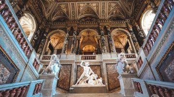 Vīnes muzeji: mākslas vēsture