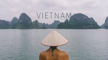 Vietname, 1.650km de norte a sul