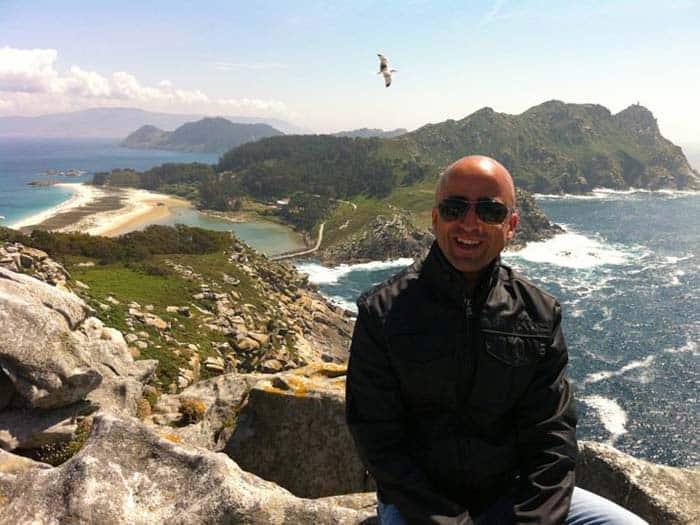Viver em Vigo: José Leão