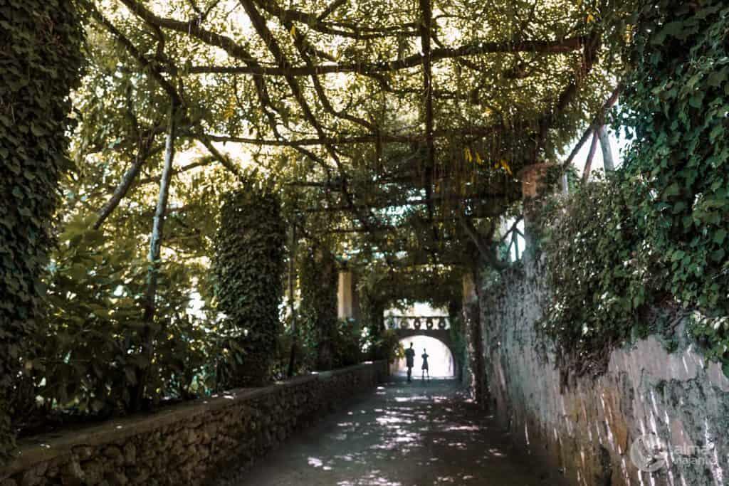 Avenida da Imensidão, Villa Cimbrone