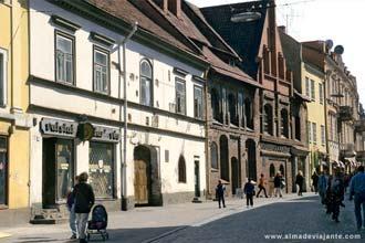 Centro histórico de Vilnius, Património Mundial UNESCO