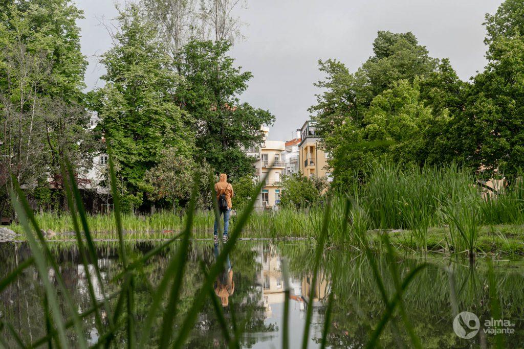 O que visitar em Viseu: Parque Aquilino Ribeiro